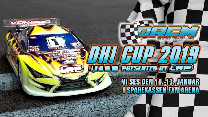 Rules/regler for DHI CUP 2019.