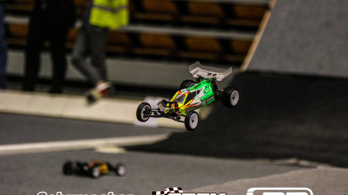 David Ronnefalk holds TQ in 2WD offroad