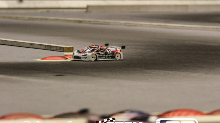 Tim Benson takes Super Stock TQ with three wins