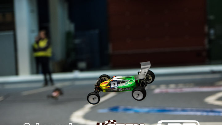 TQ for David Ronnefalk in a close 2WD decider