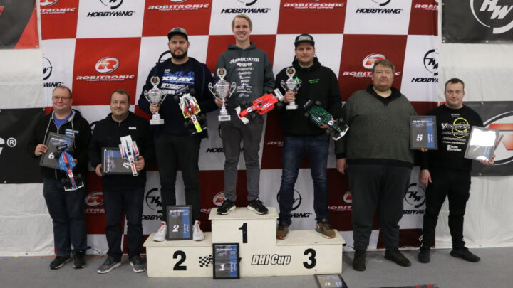 DHI Cup 2020 race report: F1 and Front Wheel Drive